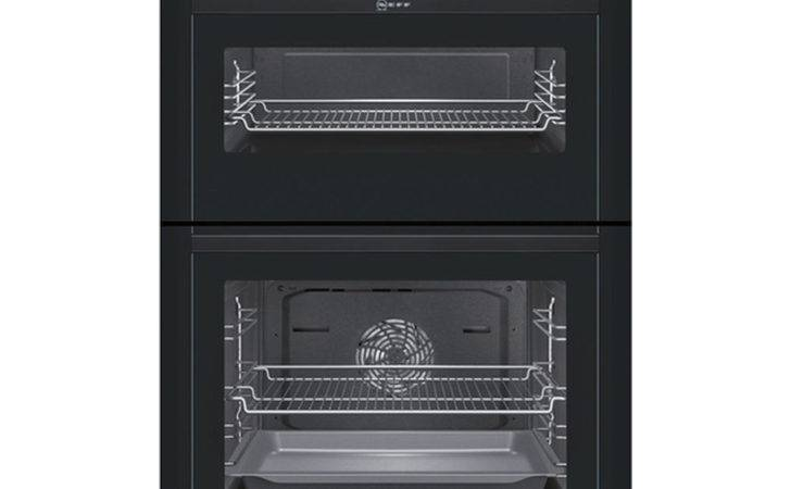 Buy Neff Electric Double Oven Black