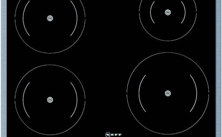 Buy Neff Induction Hob Stainless Steel Trim