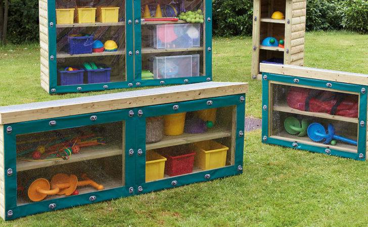 Buy Outdoor Wooden Storage Units Tts