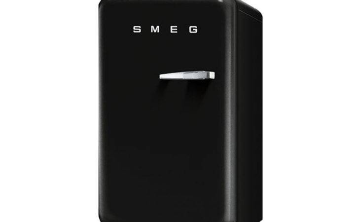 Buy Smeg Fab Lne Mini Fridge Black Delivery Currys
