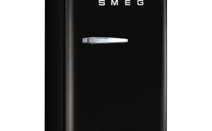 Buy Smeg Fab Rne Mini Fridge Black Delivery Currys