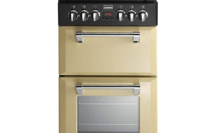Buy Stoves Richmond Dfw Dual Fuel Cooker Champagne