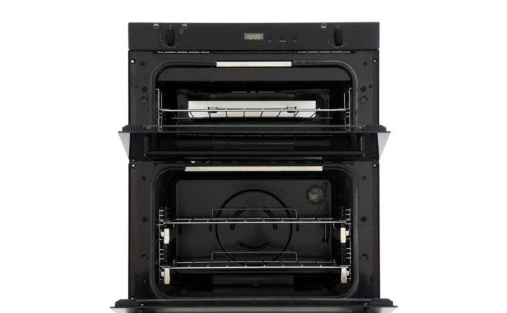 Buy Stoves Sgb Black Double Built Under Gas Oven