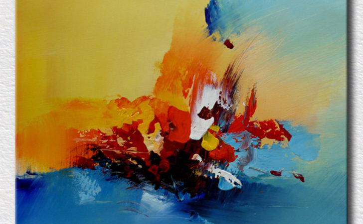 Buy Wholesale Abstract Oil Painting Ideas