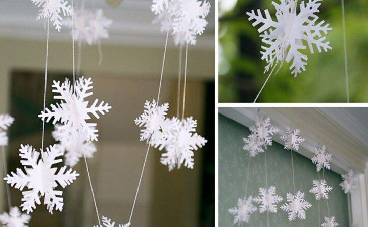 Buy Wholesale Paper Snowflakes China