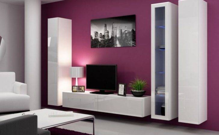Cabinet Living Room Wall Mounted Cabinets