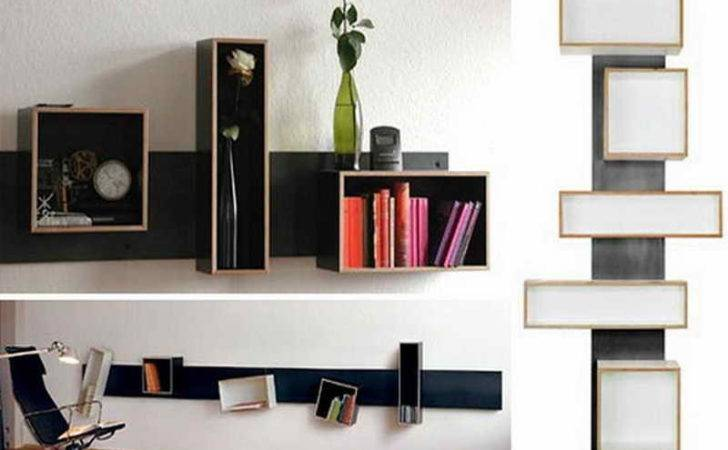 Cabinets Shelving Modern Book Systems