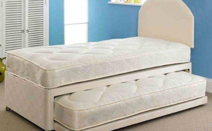 Cambridge Quilted Damask Mattress Guest Bed