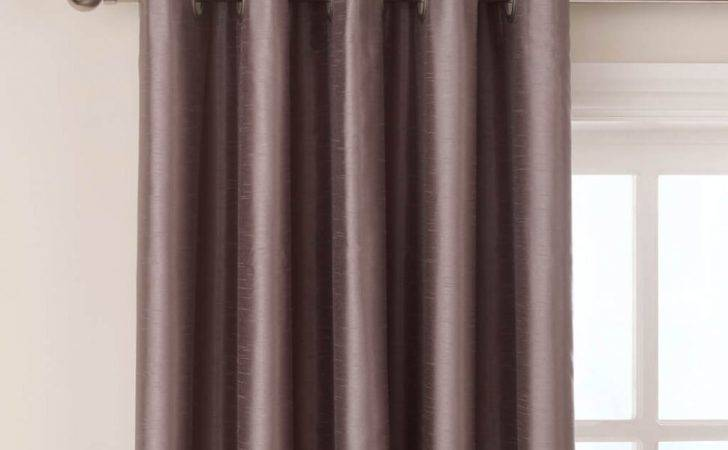 Can Get Blackout Linings Eyelet Curtains