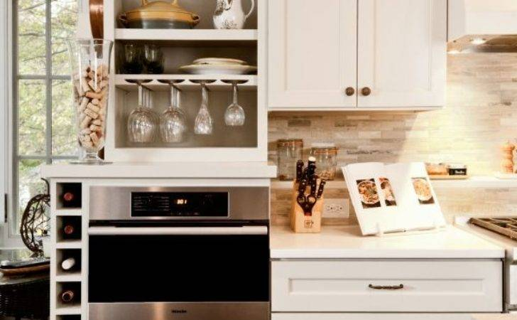 Can Incorporate Wine Racks Into Your Design