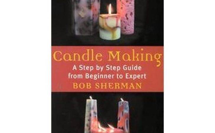 Candle Making Step Guide Beginner
