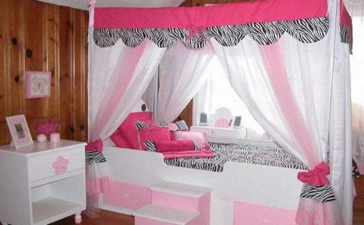 Canopy Beds Kids Room Design