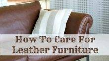 Care Leather Couch
