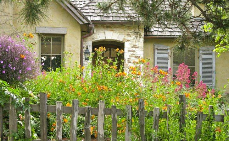 Carmel Cottage Gardens Time Add Small Trees