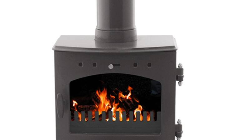 Carron Pebble Enamel Multifuel Defra Approved Stove