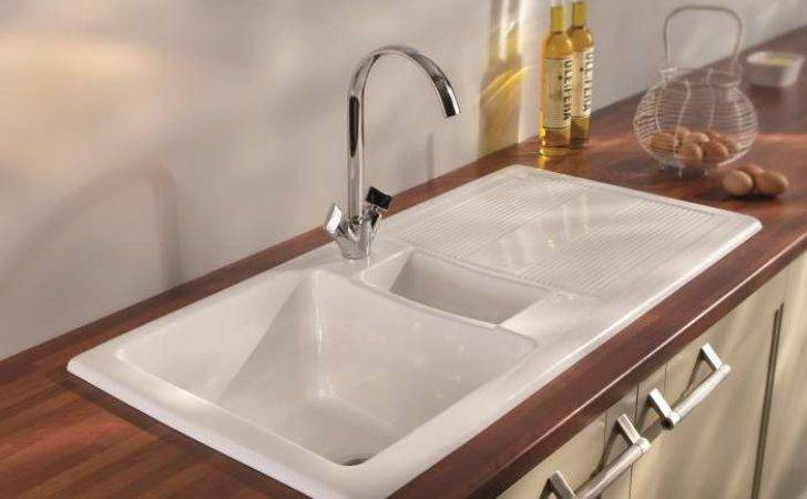 Carron Phoenix Ceramic Kitchen Sinks Shonelle
