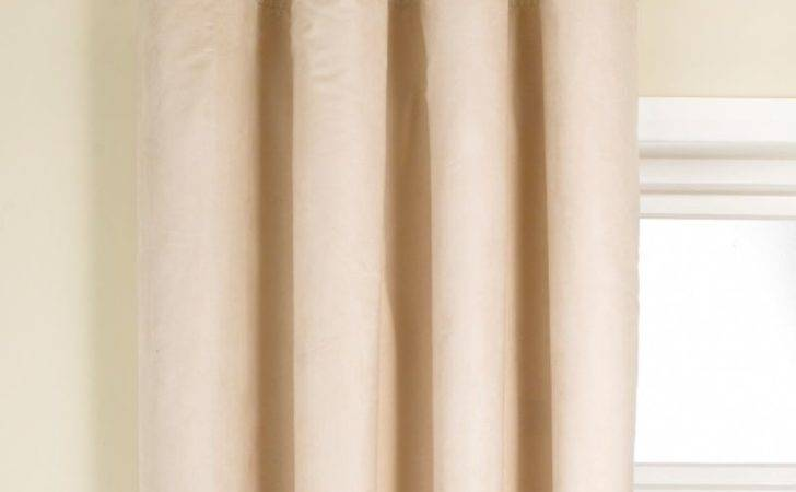 Cashback Colours Morgan Eyelet Curtains Cream