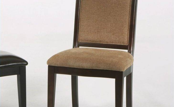 Casual Dining Side Chair Beige Set Lcb Sies