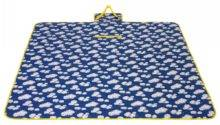 Cath Kidston Clouds Waterproof Picnic Rug Bright