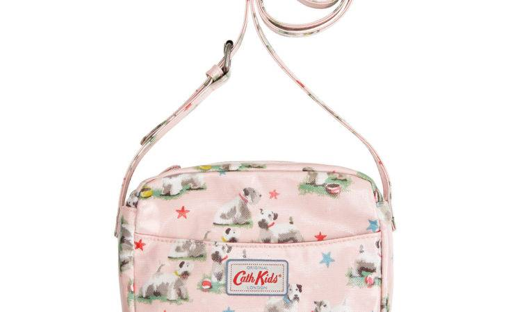 Cath Kidston Star Dog Kids Handbag Pink Penny Royal Gifts