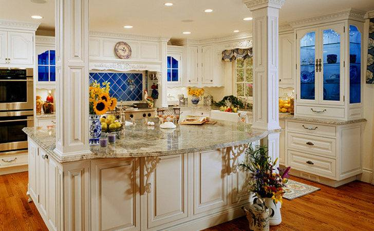 Celebrate Decorate Sunday Style Country French Kitchens