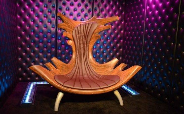 Celebrity Big Brother Diary Room Chair Unveiled