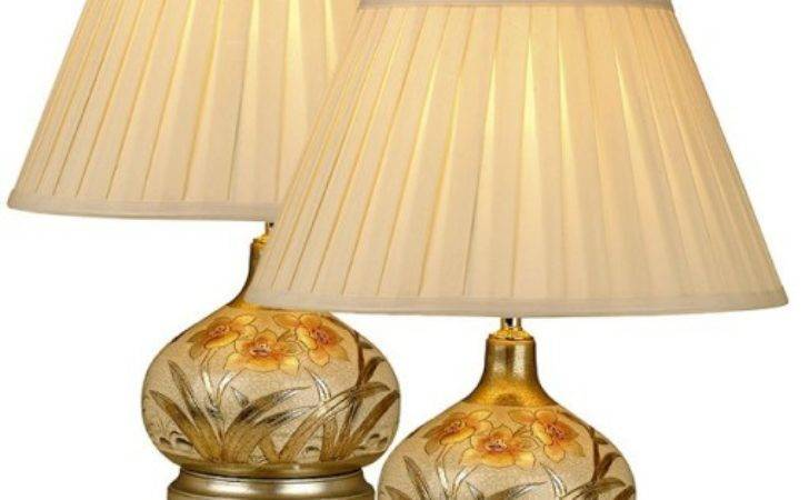 Ceramic Table Lamps Living Room