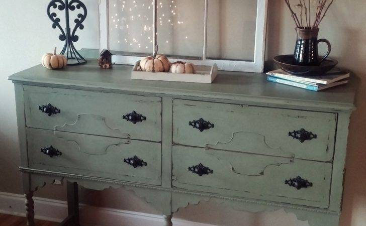 Chalk Paint Furniture Finishing Improve Your Room