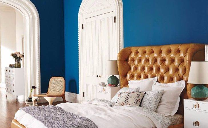 Charming Navy Blue Bedroom Ideas Master