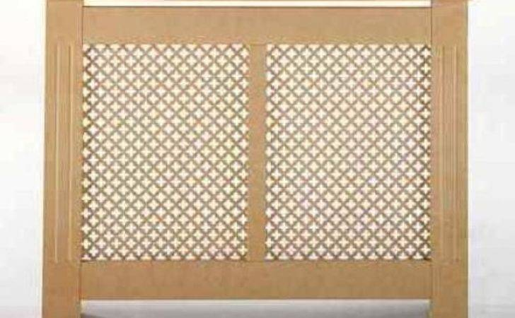 Chatsworth Design Plain Unfinished Mdf Radiator Cover