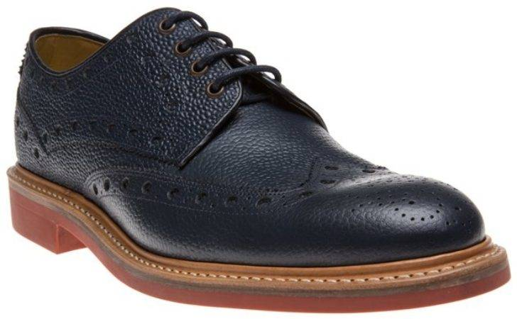 Cheap Mens Blue Oliver Sweeney Hawnby Shoes Soletrader