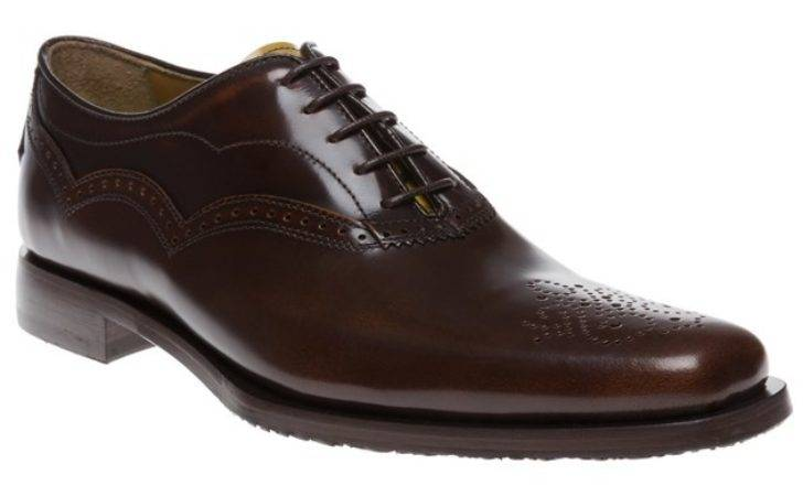 Cheap Mens Brown Oliver Sweeney Picolit Shoes