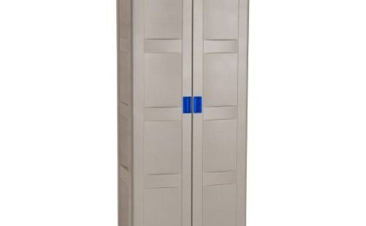 Cheap Suncast Storage Trends Utility Tall Cabinet