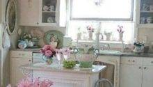 Cheap Vintage Shabby Chic Style Kitchen Design