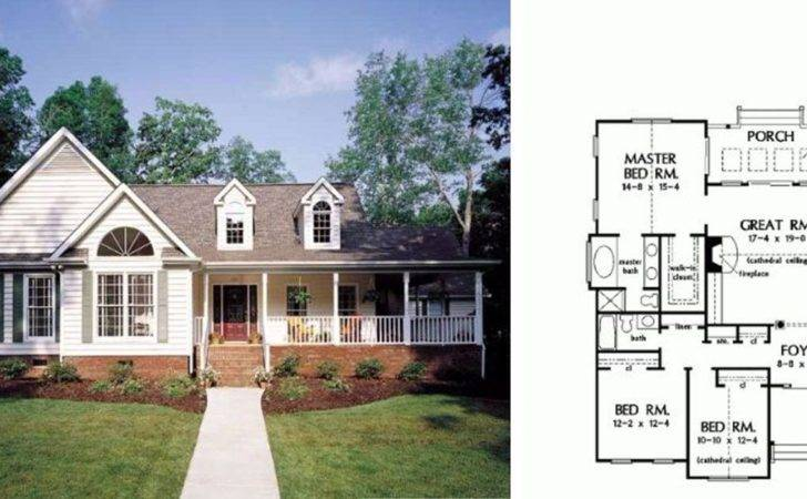 Check Out These Stunning Farmhouse Floor Plans