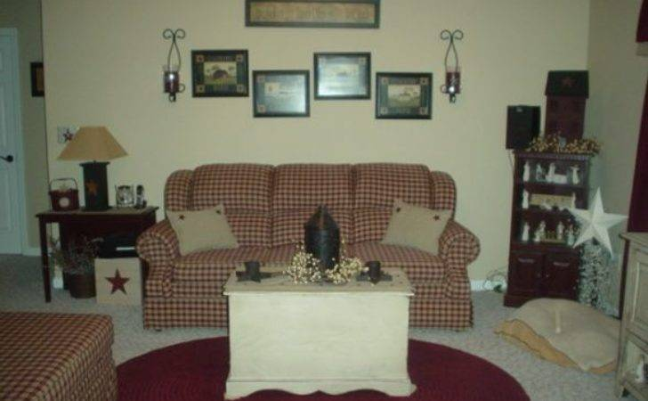 Checkered Couch Living Room Plaid Furniture