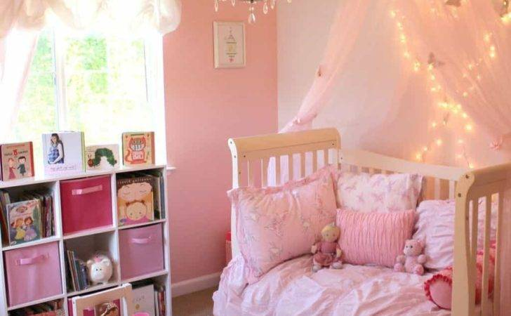 Cheery Designs Little Girl Dream Bedroom Ritely