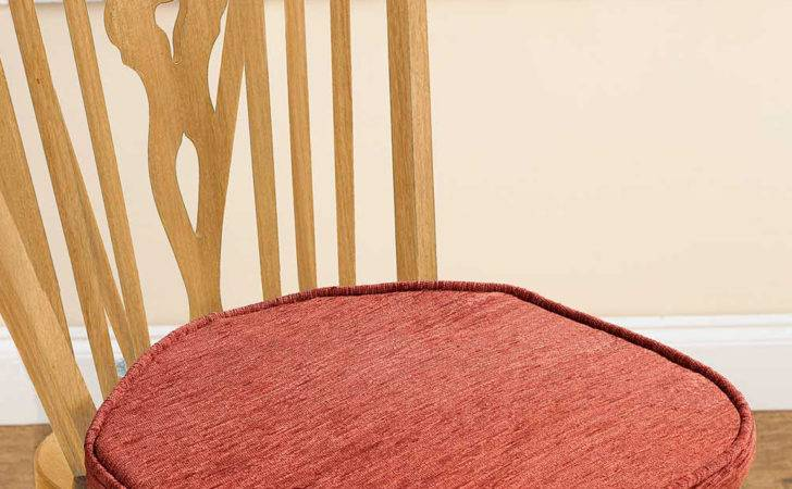 Chenille Dining Seat Pads Home Kitchen