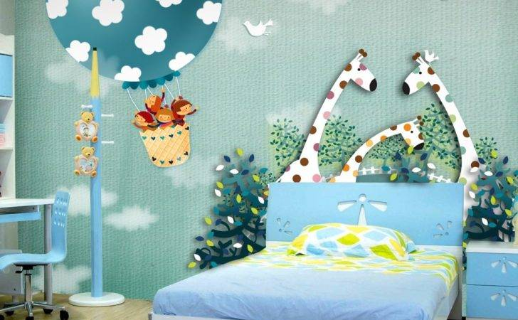 Childrens Bedroom Ideas Home Decor