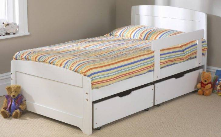 Childrens Beds Friendship Mill White Rainbow Bed Whilt