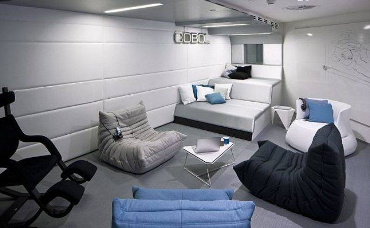 Chill Out Room Google Office Interior Design Ideas