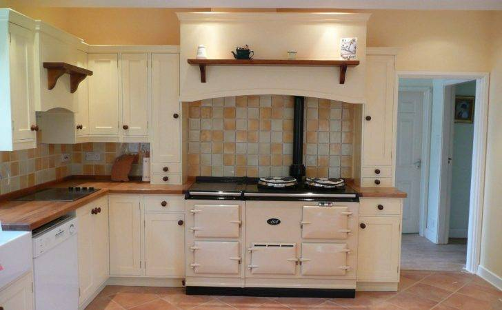 Chimney Type Thing Over Range Cooker Homes