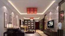China Style House Decoration Living Room Interior Design