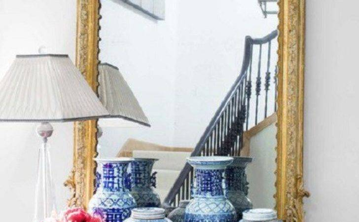 Chinoiserie Style Blue White Porcelain Decorating