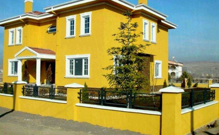 Choose Exterior Paint Colors Your House India