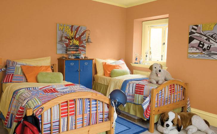 Choosing Perfect Paint Colors Kids Room