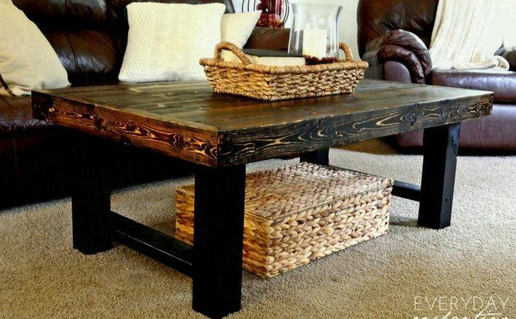 Choosing Unique Coffee Tables Furniture Decorating Room