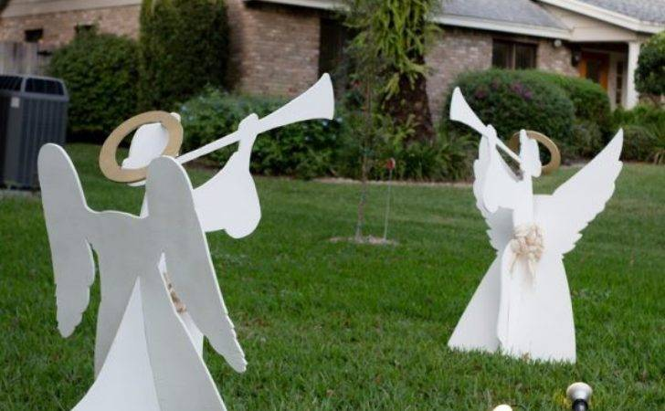Christmas Angel Outdoor Decorations Billingsblessingbags