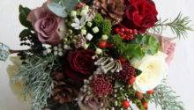 Christmas Bridal Bouquet Ideas Have Your Dream Wedding