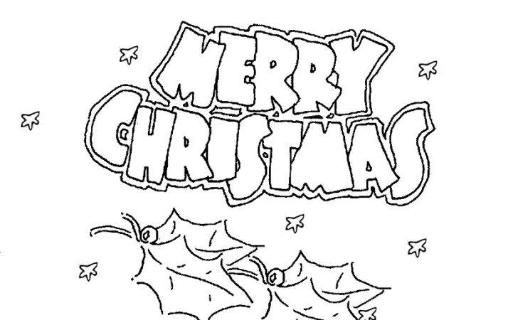 Christmas Coloring Cards Kids